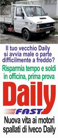 Nuova vita ai motori spallati di Iveco Daily